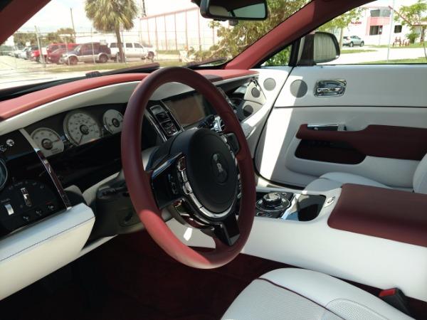 Used 2017 Rolls-Royce Wraith  | Miami, FL n9