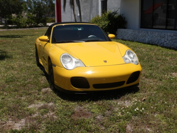 Used 2004 Porsche 911 Carrera 4S Cabriolet | Miami, FL n11