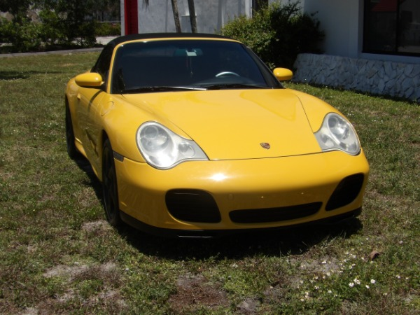 Used 2004 Porsche 911 Carrera 4S Cabriolet | Miami, FL n13