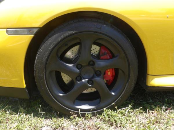 Used 2004 Porsche 911 Carrera 4S Cabriolet | Miami, FL n15