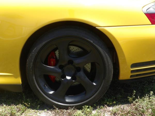 Used 2004 Porsche 911 Carrera 4S Cabriolet | Miami, FL n17