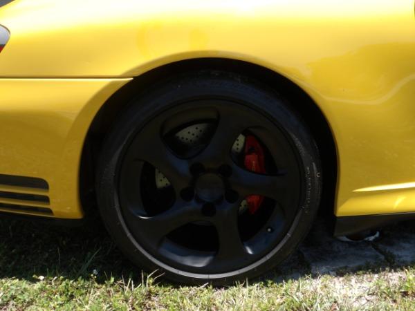 Used 2004 Porsche 911 Carrera 4S Cabriolet | Miami, FL n18