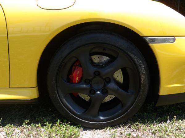 Used 2004 Porsche 911 Carrera 4S Cabriolet | Miami, FL n20