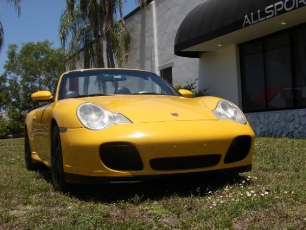 Used 2004 Porsche 911 Carrera 4S Cabriolet | Miami, FL n22