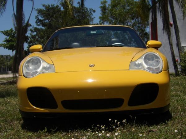 Used 2004 Porsche 911 Carrera 4S Cabriolet | Miami, FL n23
