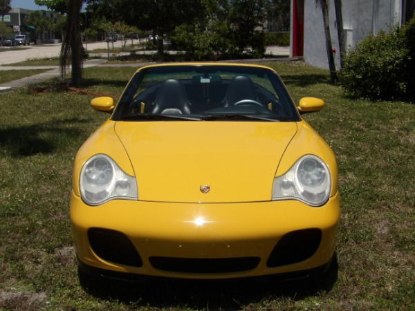 Used 2004 Porsche 911 Carrera 4S Cabriolet | Miami, FL n24