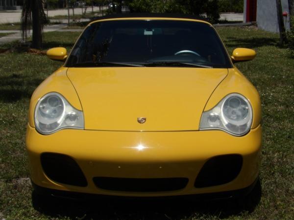 Used 2004 Porsche 911 Carrera 4S Cabriolet | Miami, FL n3