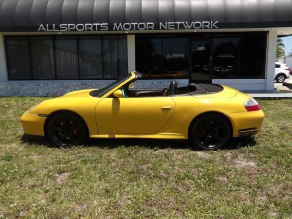 Used 2004 Porsche 911 Carrera 4S Cabriolet | Miami, FL n32