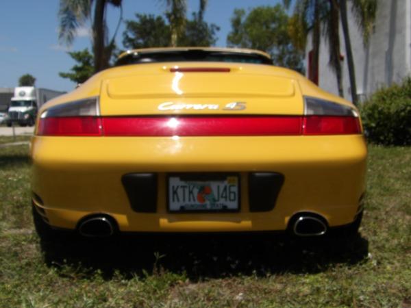 Used 2004 Porsche 911 Carrera 4S Cabriolet | Miami, FL n34