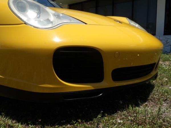 Used 2004 Porsche 911 Carrera 4S Cabriolet | Miami, FL n39
