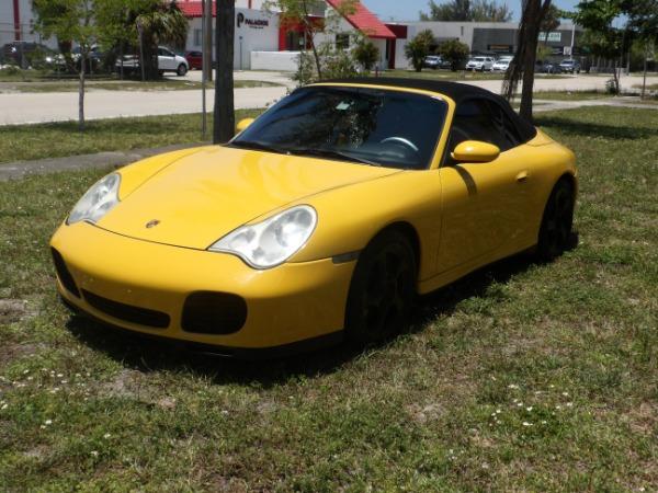 Used 2004 Porsche 911 Carrera 4S Cabriolet | Miami, FL n4