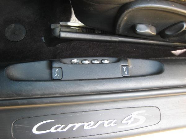 Used 2004 Porsche 911 Carrera 4S Cabriolet | Miami, FL n42