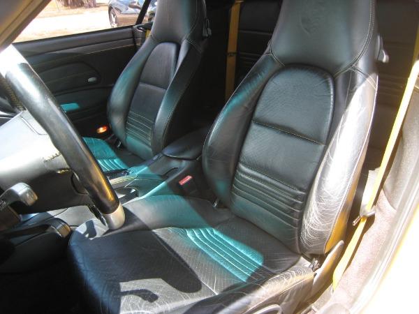 Used 2004 Porsche 911 Carrera 4S Cabriolet | Miami, FL n43