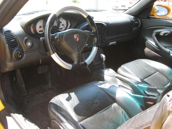 Used 2004 Porsche 911 Carrera 4S Cabriolet | Miami, FL n45