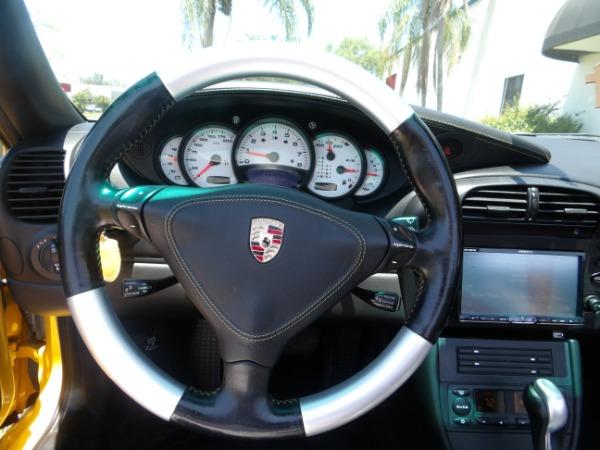 Used 2004 Porsche 911 Carrera 4S Cabriolet | Miami, FL n47