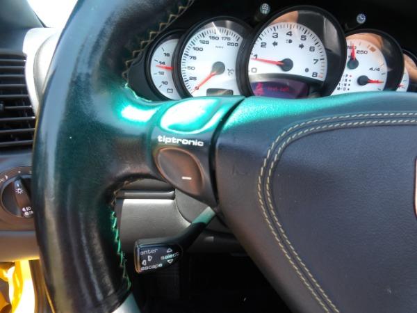 Used 2004 Porsche 911 Carrera 4S Cabriolet | Miami, FL n48