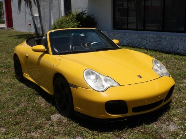 Used 2004 Porsche 911 Carrera 4S Cabriolet | Miami, FL n5