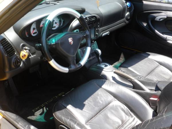 Used 2004 Porsche 911 Carrera 4S Cabriolet | Miami, FL n51