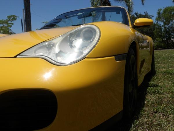 Used 2004 Porsche 911 Carrera 4S Cabriolet | Miami, FL n54