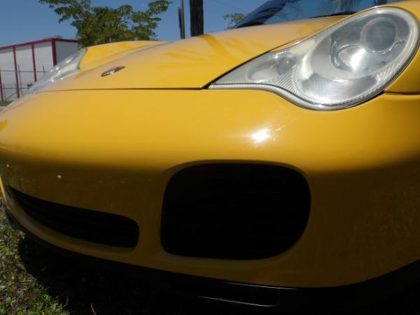 Used 2004 Porsche 911 Carrera 4S Cabriolet | Miami, FL n55