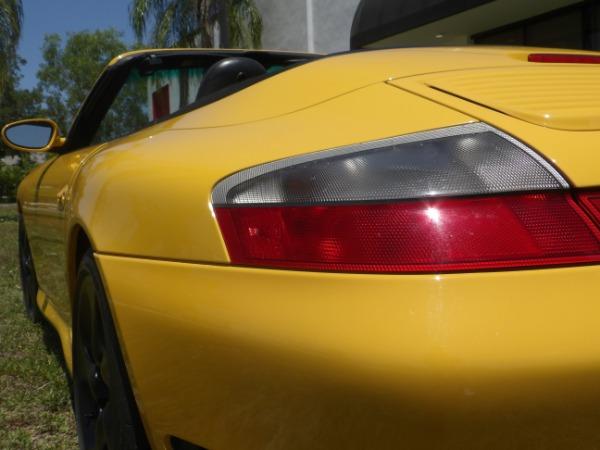 Used 2004 Porsche 911 Carrera 4S Cabriolet | Miami, FL n59