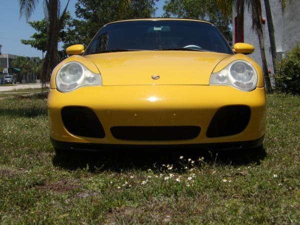 Used 2004 Porsche 911 Carrera 4S Cabriolet | Miami, FL n6