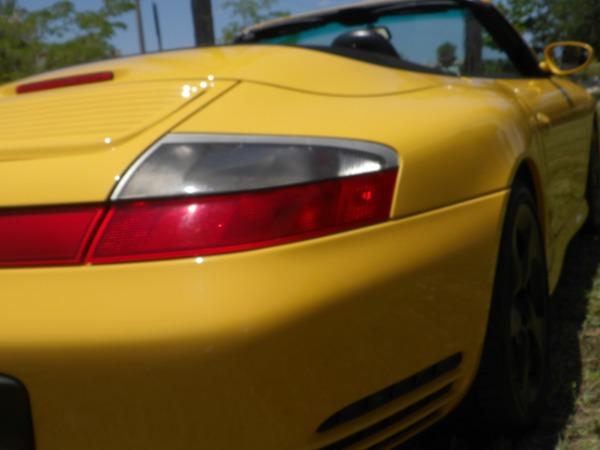 Used 2004 Porsche 911 Carrera 4S Cabriolet | Miami, FL n60