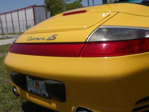 Used 2004 Porsche 911 Carrera 4S Cabriolet | Miami, FL n61