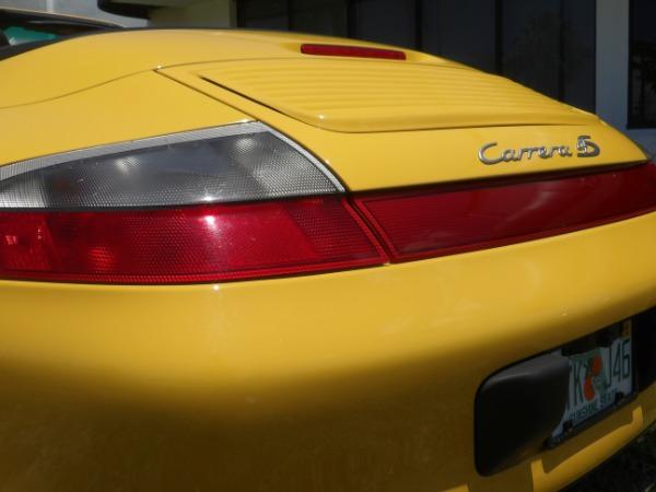 Used 2004 Porsche 911 Carrera 4S Cabriolet | Miami, FL n62