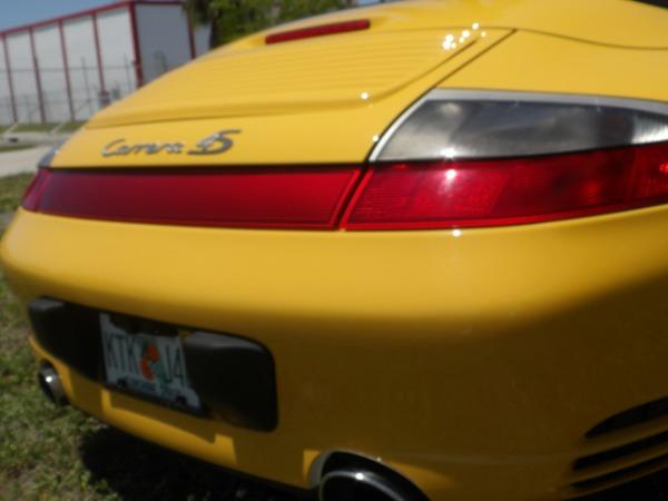 Used 2004 Porsche 911 Carrera 4S Cabriolet | Miami, FL n66