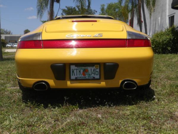 Used 2004 Porsche 911 Carrera 4S Cabriolet | Miami, FL n68