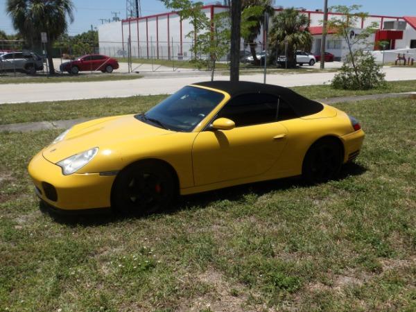 Used 2004 Porsche 911 Carrera 4S Cabriolet | Miami, FL n7