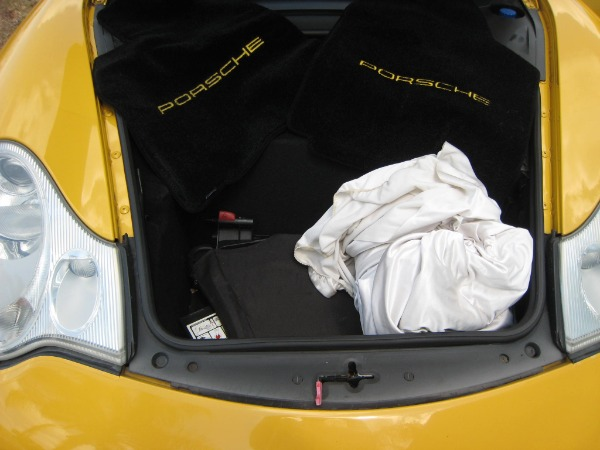 Used 2004 Porsche 911 Carrera 4S Cabriolet | Miami, FL n71