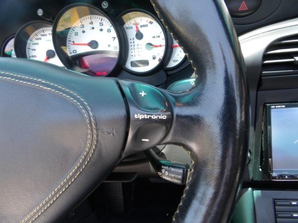 Used 2004 Porsche 911 Carrera 4S Cabriolet | Miami, FL n72