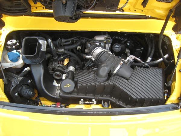 Used 2004 Porsche 911 Carrera 4S Cabriolet | Miami, FL n75