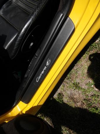 Used 2004 Porsche 911 Carrera 4S Cabriolet | Miami, FL n77