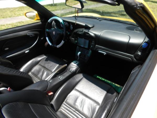 Used 2004 Porsche 911 Carrera 4S Cabriolet | Miami, FL n78