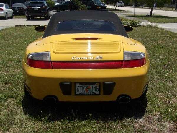 Used 2004 Porsche 911 Carrera 4S Cabriolet | Miami, FL n9