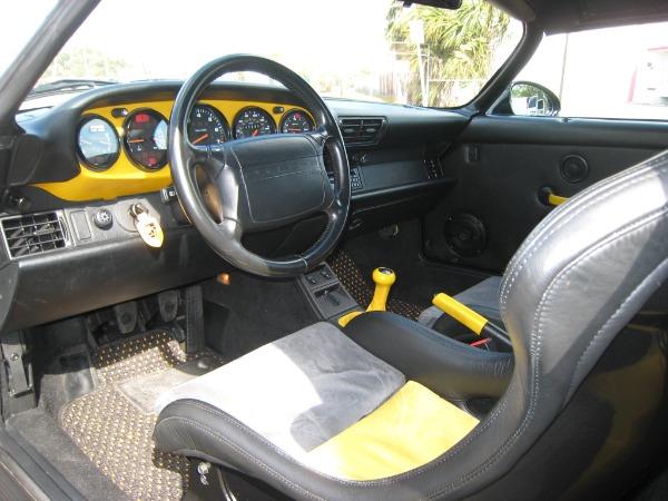 Used 1994 Porsche 911 Carrera Speedster | Miami, FL n11