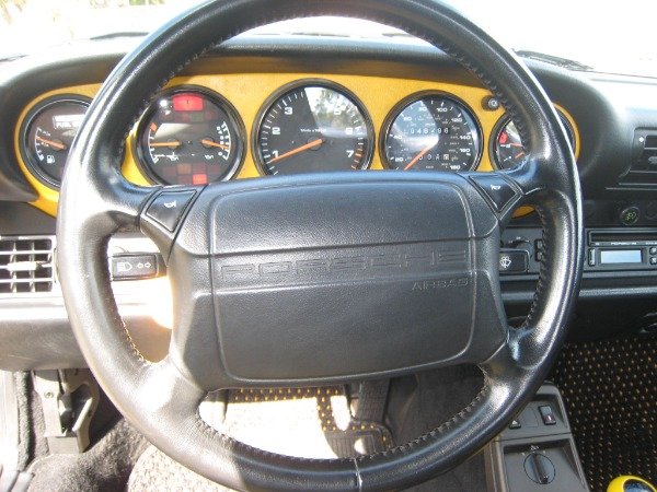 Used 1994 Porsche 911 Carrera Speedster | Miami, FL n12
