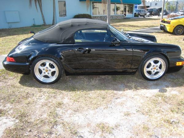 Used 1994 Porsche 911 Carrera Speedster | Miami, FL n2