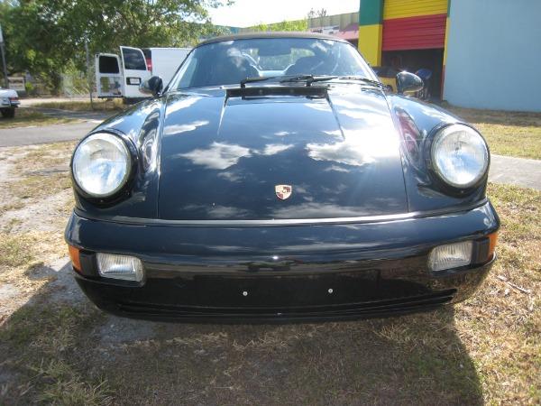 Used 1994 Porsche 911 Carrera Speedster | Miami, FL n3