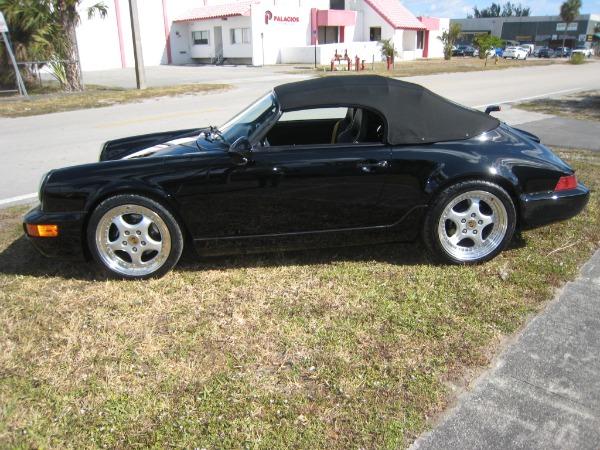 Used 1994 Porsche 911 Carrera Speedster | Miami, FL n4