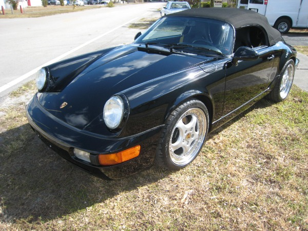 Used 1994 Porsche 911 Carrera Speedster | Miami, FL n5