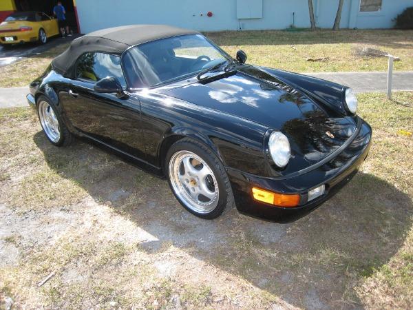 Used 1994 Porsche 911 Carrera Speedster | Miami, FL n6