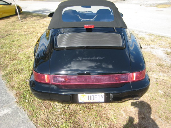 Used 1994 Porsche 911 Carrera Speedster | Miami, FL n8