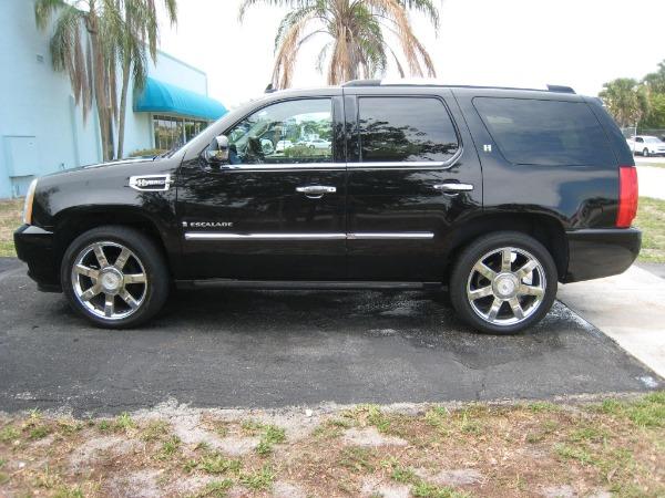 Used 2009 Cadillac Escalade Hybrid  | Miami, FL n4