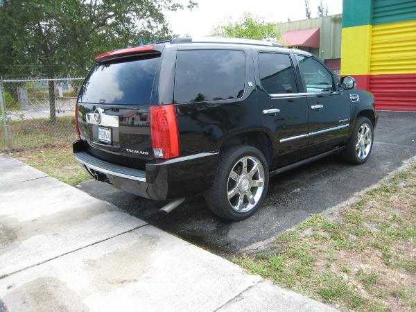 Used 2009 Cadillac Escalade Hybrid  | Miami, FL n5