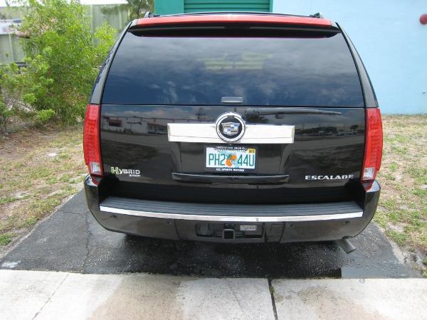 Used 2009 Cadillac Escalade Hybrid  | Miami, FL n6