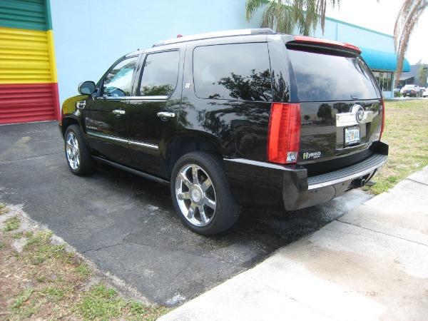 Used 2009 Cadillac Escalade Hybrid  | Miami, FL n7
